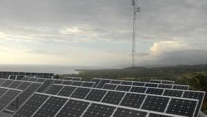Haiti 100kw solar project