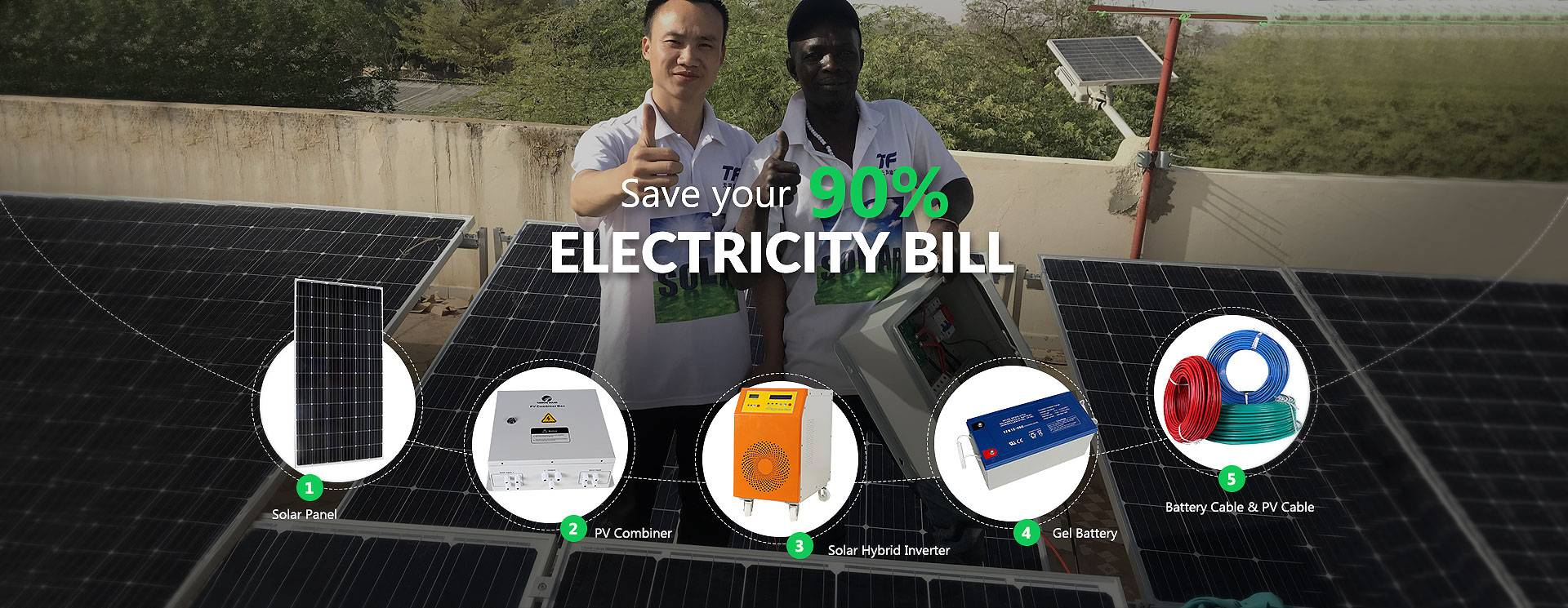Foshan Tanfon Energy Technology Co.,Ltd