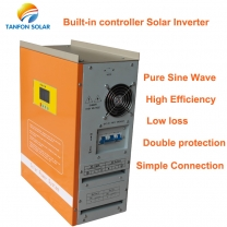 48V 3000W 5000W Solar inverter charger solar panel battery inverter