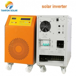 hybrid solar inverter with mppt charge controller 5kw dc ac inverter