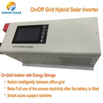 On and Off grid hybrid Inverter grid tie with battery storage