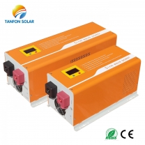 Power inverter pure sine wave 48 volts dc 220 volts ac home