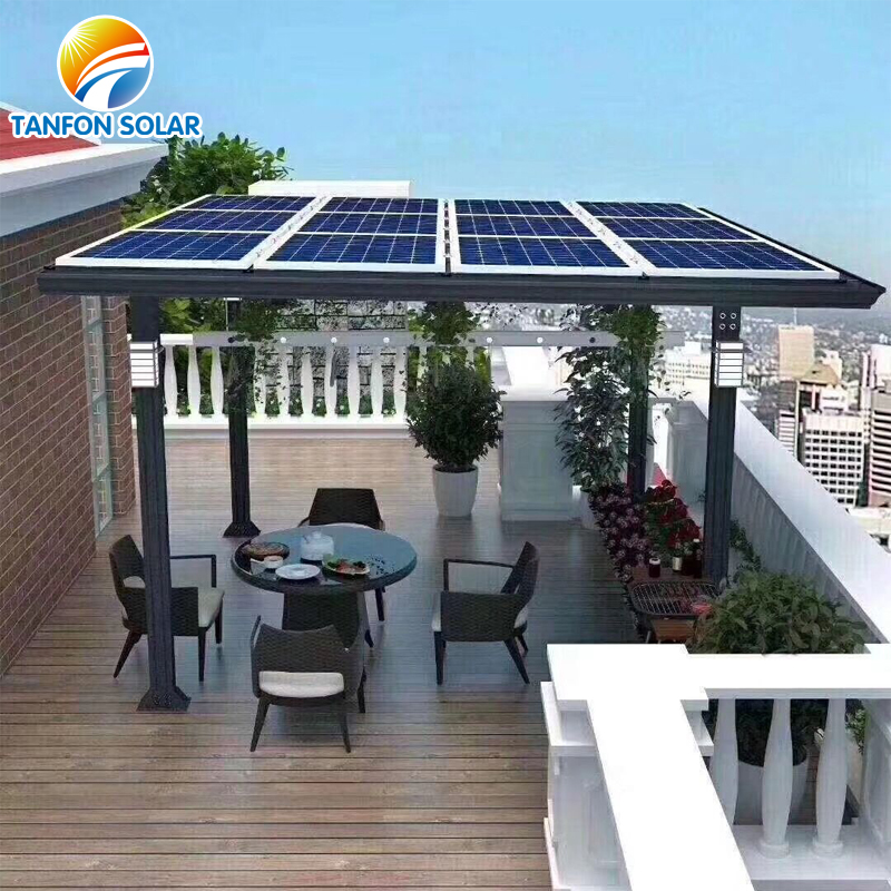 solar panel system home