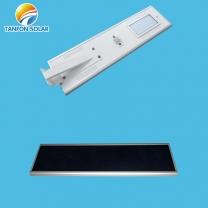 solar street light lithium battery all in one design