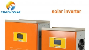The difference between off grid inverter work with battery and without batterry