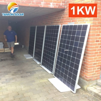 1kw home light solar system