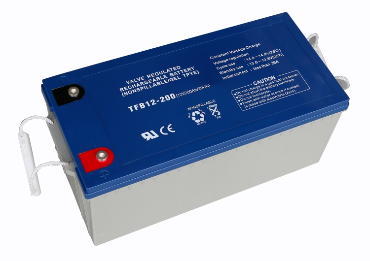 gel battery 200Ah