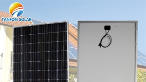 How is solar panel working?