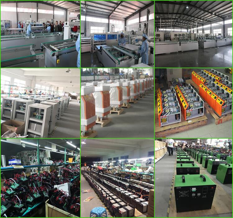 solar water pumping system - tanfon factory
