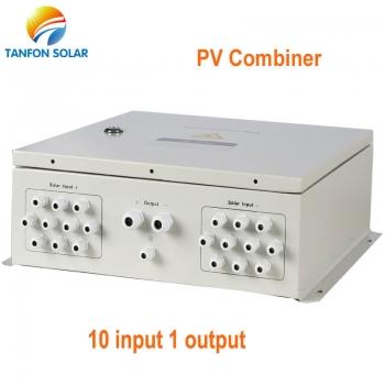 10 input combiner