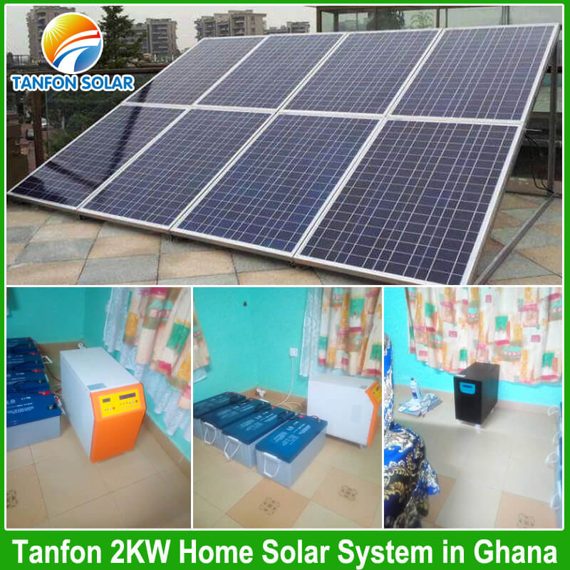 2kw solar home system