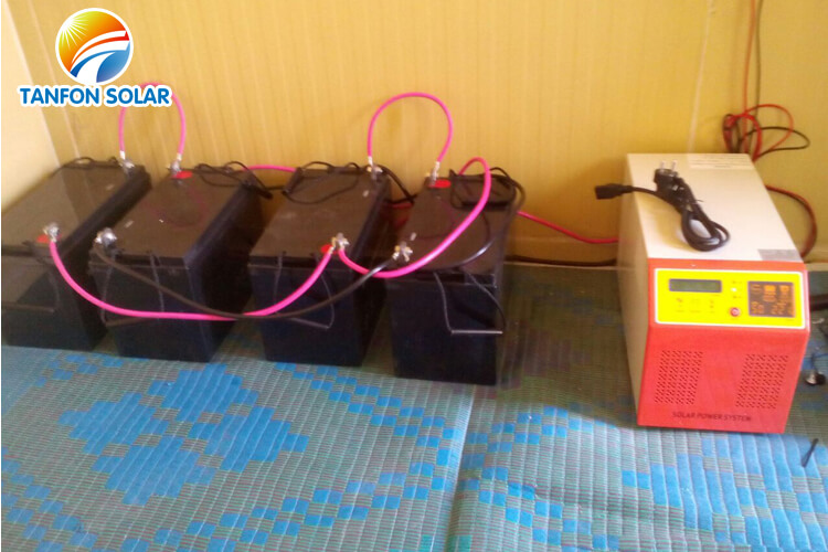 1kw solar inverter battery