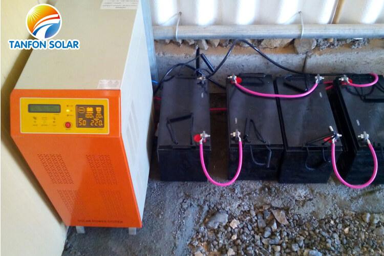 3kw solar inverter 48V DC input 220V AC output