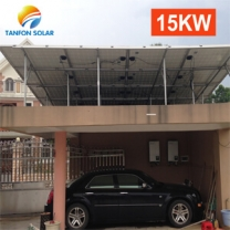 15000w Solar Power lighting System 15 kw off grid For Home indoor