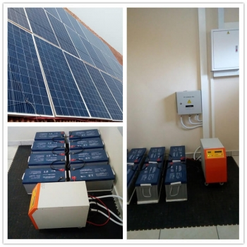 6kw solar home system