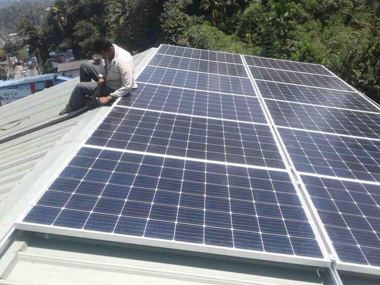 solar panel 3000 watts