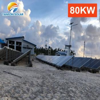 80kw solar energy system