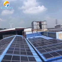 solar energy electricity 3 phase 150kw solar panel system cost