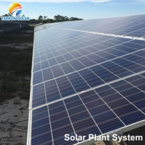 50 kw pv solar power system complete 50kw 3phase on-grid