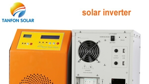hybrid solar inverter with mppt charge controller 5kw dc ac inverter price