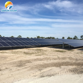 200kw solar power system
