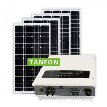 2kw solar grid system