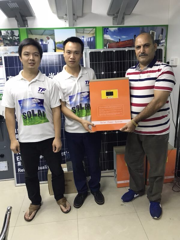 2000w solar MPPT inverter