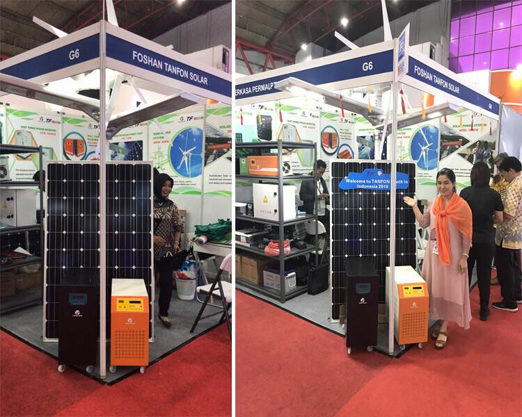 TANFON solar energy products
