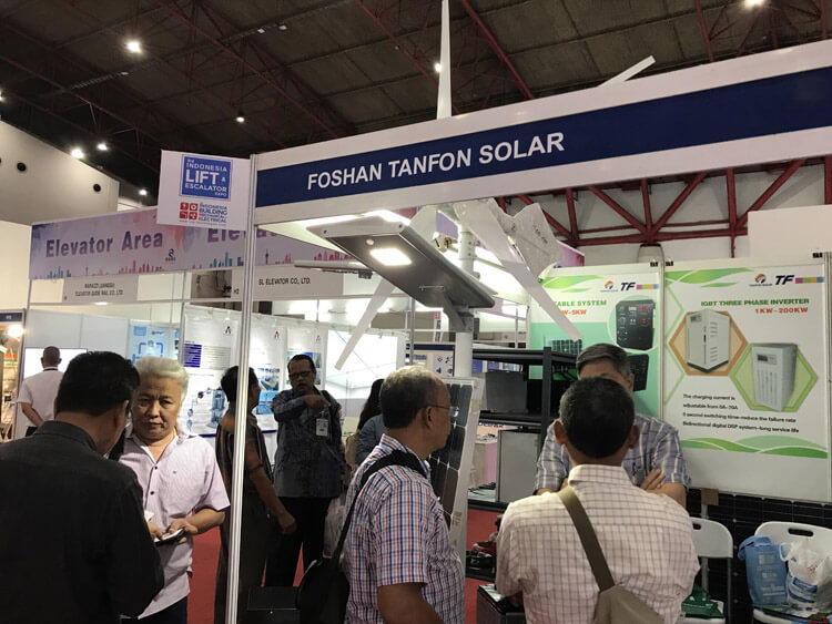 solar energy market in Indonesia