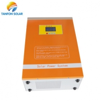 Hybrid solar inverter 6000w 48v 110v 220v dc to ac inverter