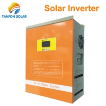 Solar inverter 3kw normal on/off grid hybrid grid-tie solar convertor