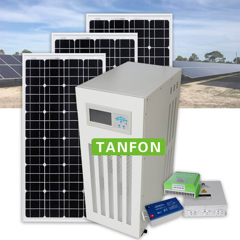 how to repair off grid solar system