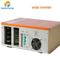 Solar home lighting system inverter 2000w with charge controller