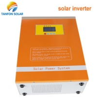 Pure sine wave grid tie solar inverter 1kw 24v low frequency