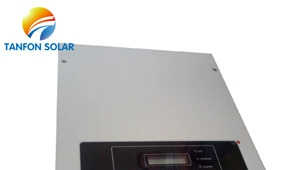 Precautions for inverter installation and maintenance