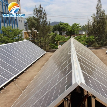 solar panel system 30kw