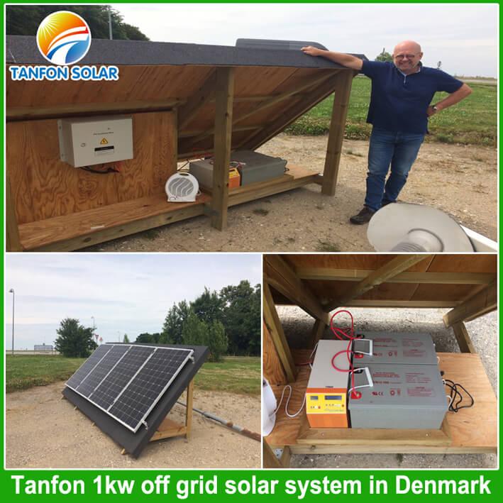 1kw solar panel kits