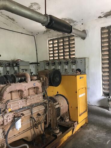 Original diesel generator 300KW