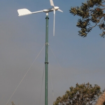 Wind generator 2kw residential wind turbine 2000W off grid electric
