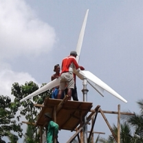 20kw wind turbine prices permanent magnet generator project