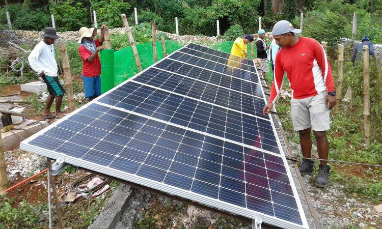 Philippines solar energy