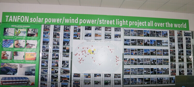 solar wind power project