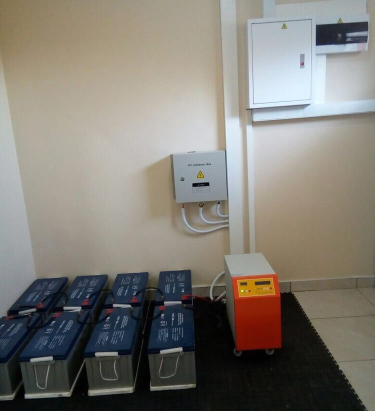 6kw inverter for home solar system