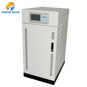 single phase to 3 phase inverter 200KW for hotel, hostipal use