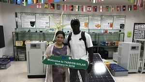 How to match Senegal Residential solar power system in factory