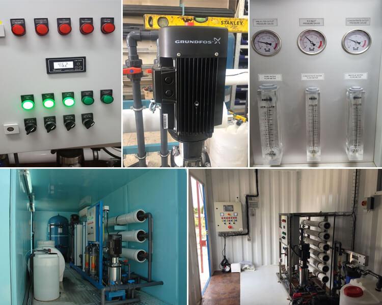 solar water equipment system