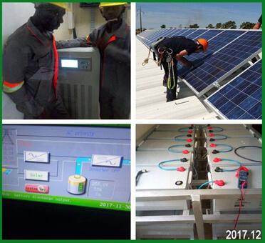 solar energy system 12kw