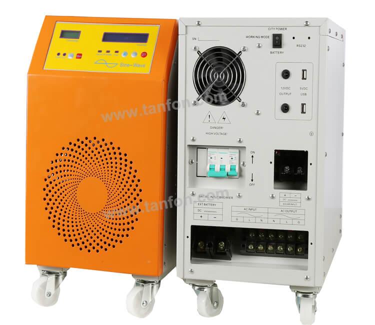 solar installation solar inverter