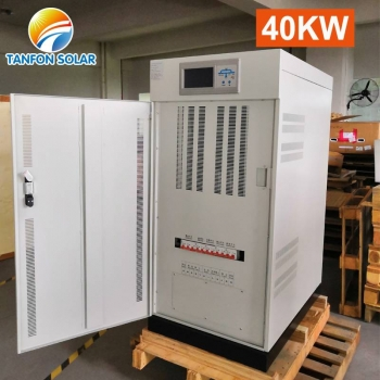 dc to 3 phase ac power inverter
