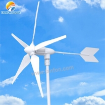 solar wind turbine windmill electric generator 1kw solarwinds